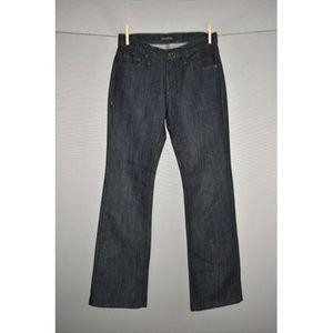 JAMES JEANS Dark Wash Boot Cut Jean